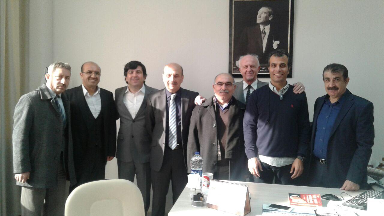 Aytekin SÖNMEZ Akdeniz Üniversitesinde