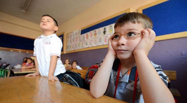 18 milyon öğrenci için ders zili çaldı