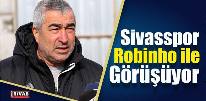 Sivasspor, Robinho İle Görüşüyor