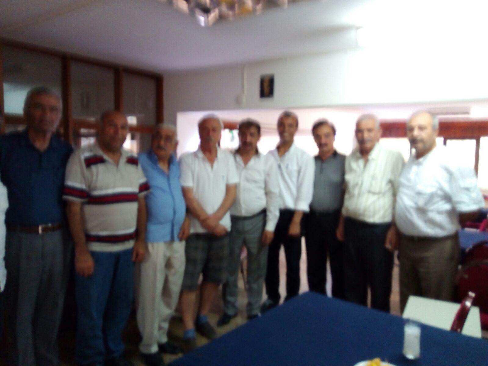 Antalya'da Sivas dernekleri Sivaslilar platformunda güç birliğine karar verdi.
