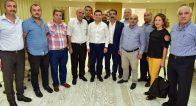 Sivaslılar Platformu Yönetiminden Tütüncüye Ziyaret