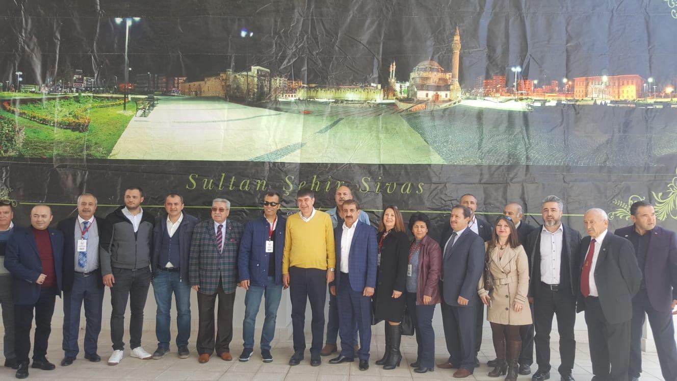 Antalya Sivaslilar Kültür Derneği Açıldı