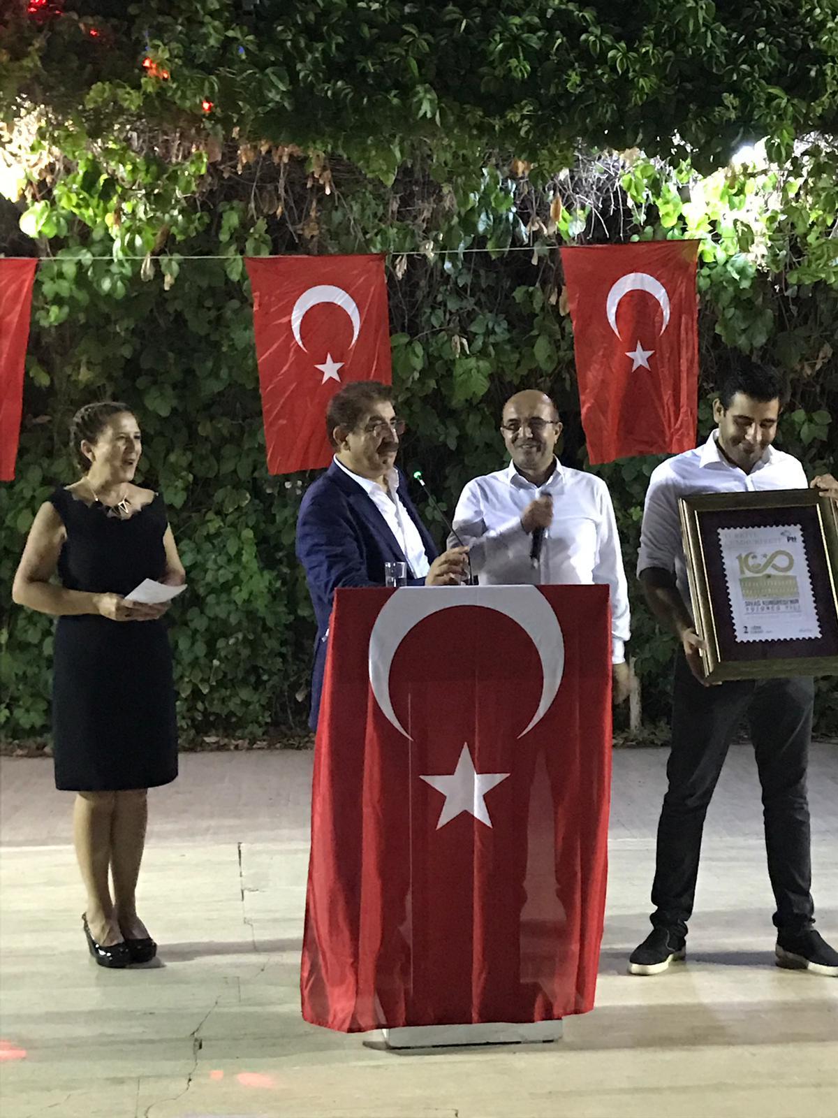 Sivaslılar Platformu 100. Yıl Kutlaması